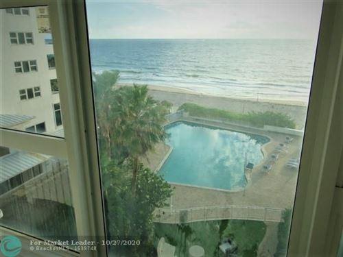 Foto de inmueble con direccion 4040 Galt Ocean Dr #400 Fort Lauderdale FL 33308 con MLS F10255292