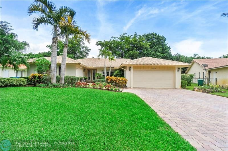 10020 NW 3rd Pl, Coral Springs, FL 33071 - #: F10294292