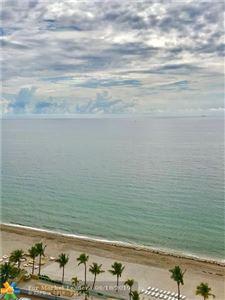 Photo of 3900 GALT OCEAN DR #1912A, Fort Lauderdale, FL 33308 (MLS # F10179293)