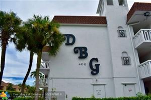 Photo of 400 SE 10th St #112, Deerfield Beach, FL 33441 (MLS # F10191293)