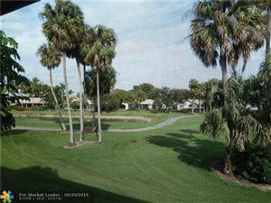 Photo of 2420 Deer Creek Country Club Blvd #210, Deerfield Beach, FL 33442 (MLS # F10196293)