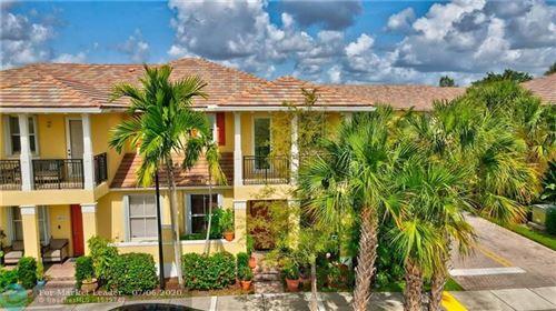 Photo of 4651 Mimosa Ter #1214, Coconut Creek, FL 33073 (MLS # F10237293)