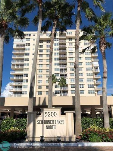 Photo of 5200 N Ocean Blvd #407B, Lauderdale By The Sea, FL 33308 (MLS # F10240293)
