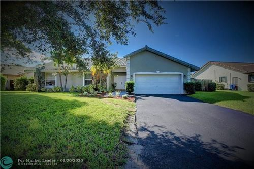 Photo of 8906 NW 3rd Ct, Coral Springs, FL 33071 (MLS # F10251293)