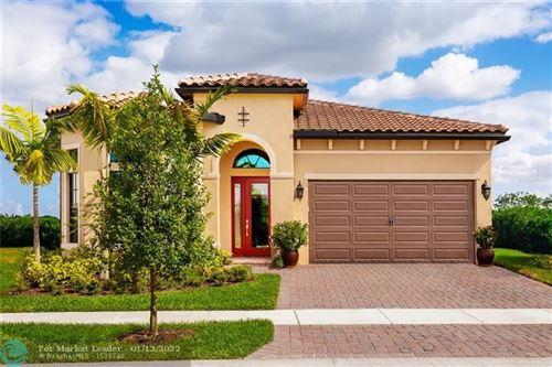 Photo of 7523 KNIGHT ST, Parkland, FL 33067 (MLS # F10306293)