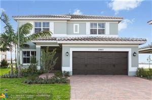 Photo of 8461 Miralago Way, Parkland, FL 33076 (MLS # F10135294)