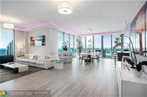 Photo of 701 N Fort Lauderdale Beach Blvd #1605, Fort Lauderdale, FL 33304 (MLS # F10186294)