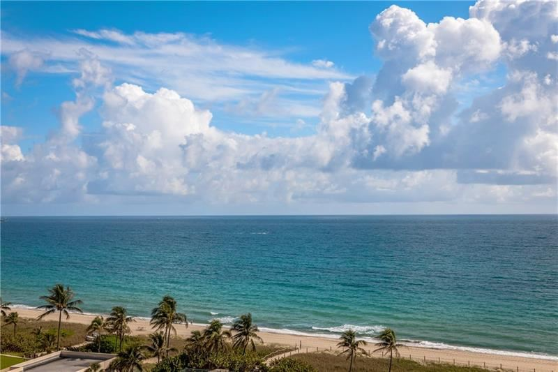 Photo of 5100 N Ocean Blvd #1212, Lauderdale By The Sea, FL 33308 (MLS # F10271294)