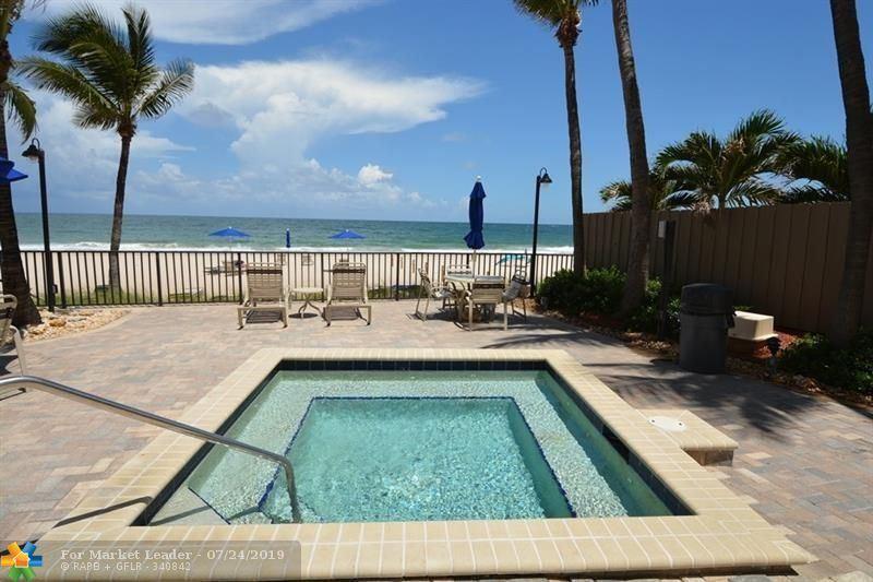 Photo of 3800 GALT OCEAN DRIVE #807, Fort Lauderdale, FL 33308 (MLS # F10186295)