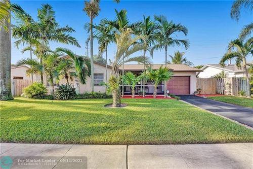 Photo of 8340 NW 44th Ct, Lauderhill, FL 33351 (MLS # F10300296)