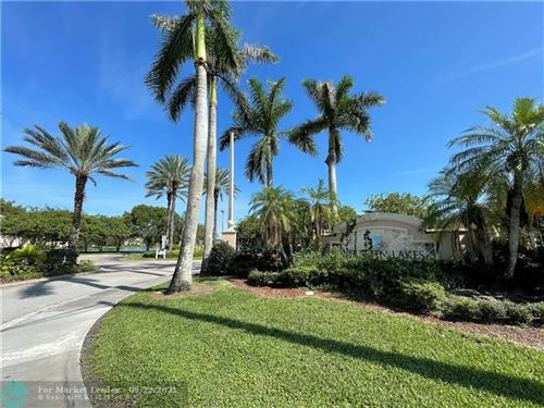 Photo of 5045 Wiles Rd #306, Coconut Creek, FL 33073 (MLS # F10301296)