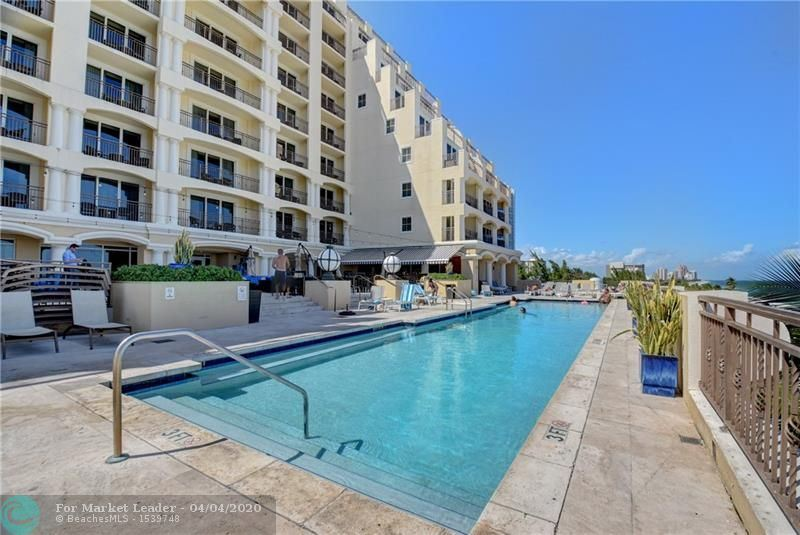 Photo of 601 N Fort Lauderdale Beach Blvd #1412, Fort Lauderdale, FL 33304 (MLS # F10224296)