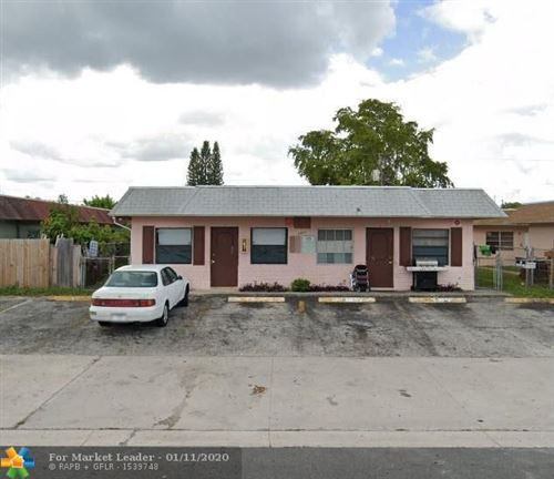 Photo of Listing MLS f10209297 in 3961 NW 31st Ave Lauderdale Lakes FL 33309
