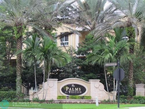 Photo of 16101 Emerald Estates Dr #138, Weston, FL 33331 (MLS # F10295297)