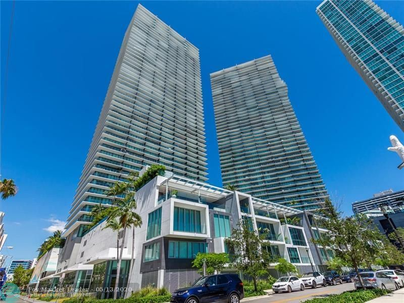 480 NE 31st St #4303, Miami, FL 33137 - MLS#: F10228297