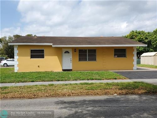 Photo of 6801 Liberty St, Hollywood, FL 33024 (MLS # F10224298)