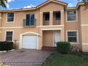 Photo of 16102 NW 22nd St, Pembroke Pines, FL 33028 (MLS # F10109299)