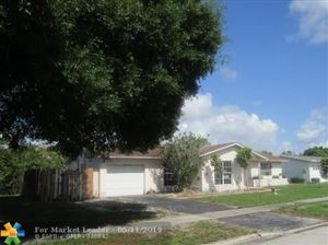 Photo of Listing MLS f10175300 in 531 SW 62nd Way Margate FL 33068