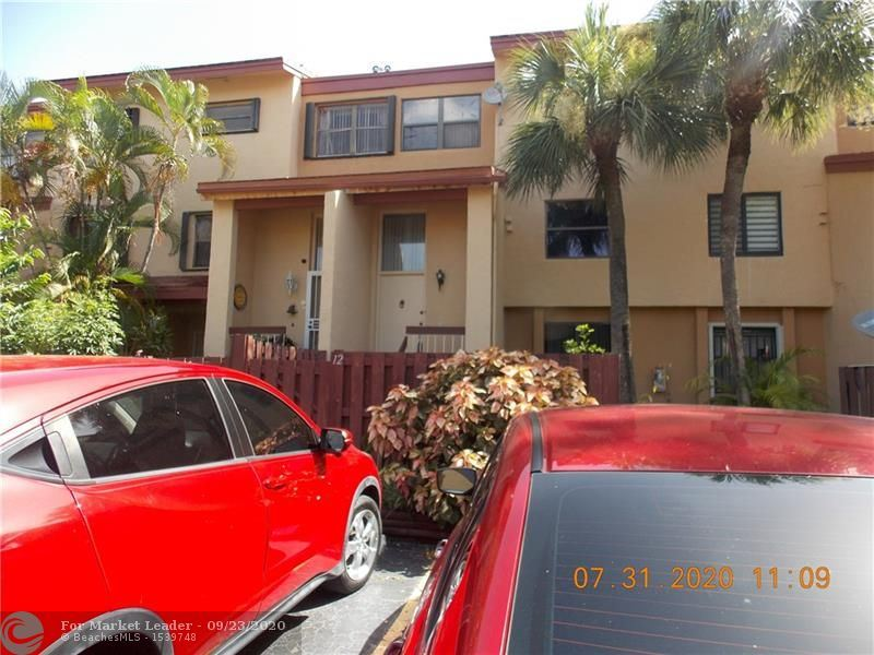 371 W Park Dr #12, Miami, FL 33172 - #: F10250300