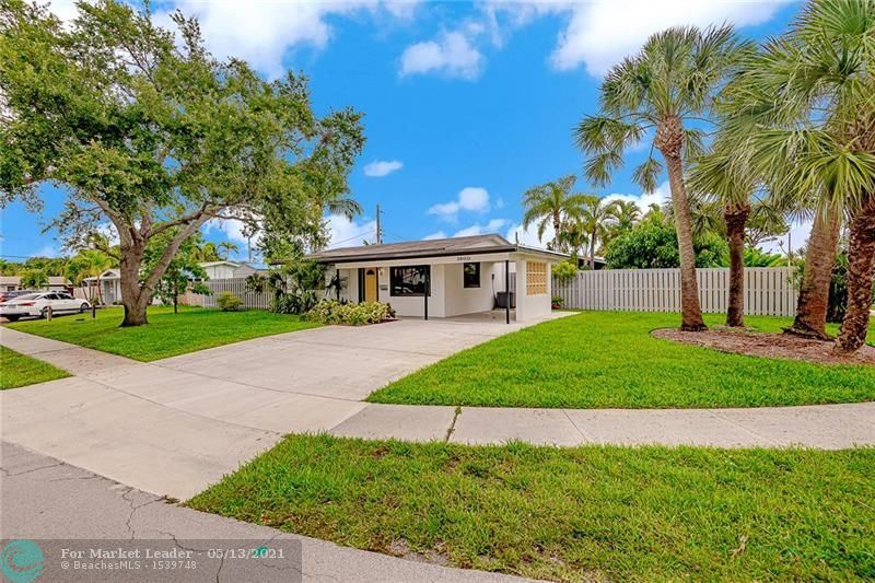 Photo of 3800 NW 20th Ter, Oakland Park, FL 33309 (MLS # F10284300)