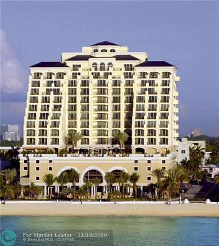 Photo of 601 N Fort Lauderdale Beach Blvd #914, Fort Lauderdale, FL 33304 (MLS # F10259301)