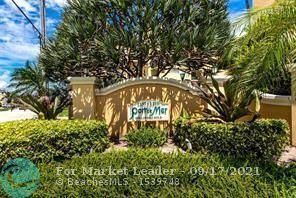Photo of 1239 S Hillsboro Mile #302, Hillsboro Beach, FL 33062 (MLS # F10299301)