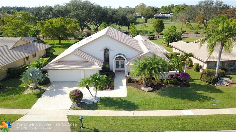 10655 Boca Woods Ln, Boca Raton, FL 33428 - #: F10160301