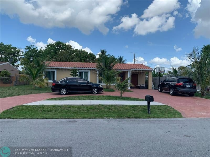 1801 SW 65th Ave, North Lauderdale, FL 33068 - #: F10283301
