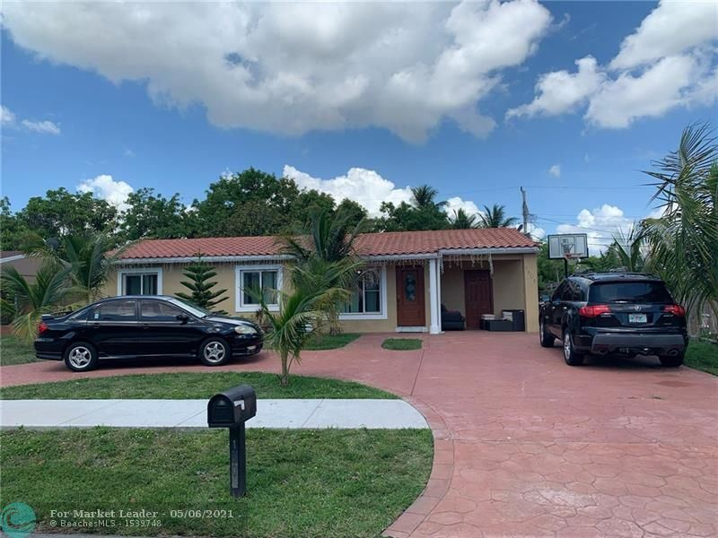 Photo of 1801 SW 65th Ave, North Lauderdale, FL 33068 (MLS # F10283301)