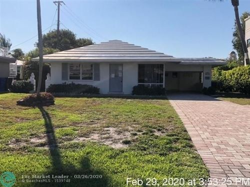 Photo of 2025 SE 26th Ave, Fort Lauderdale, FL 33316 (MLS # F10223302)
