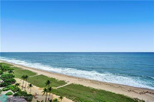 Foto de inmueble con direccion 5000 N Ocean Blvd. #1412 Lauderdale By The Sea FL 33308 con MLS F10255302