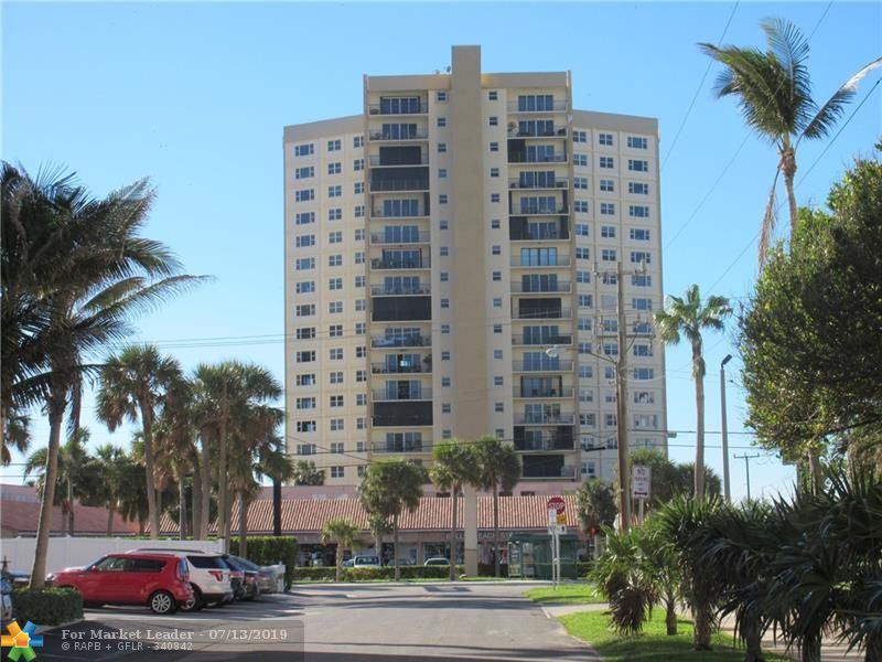 Photo for 1200 HIBISCUS AVE #1003, Pompano Beach, FL 33062 (MLS # F10180302)