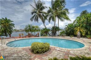 Photo of 1515 E Lake Dr, Fort Lauderdale, FL 33316 (MLS # F10188303)