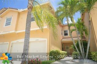 Photo of Listing MLS f10214303 in 2882 CRESTWOOD TER #2882 Margate FL 33063