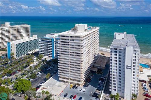 Photo of 4020 Galt Ocean Dr #402, Fort Lauderdale, FL 33308 (MLS # F10222303)