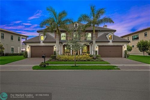 Photo of 8485 E Watercrest Cir, Parkland, FL 33076 (MLS # F10291303)