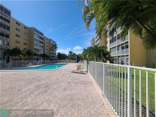 Photo of 619 NE 14th Ave #605, Hallandale Beach, FL 33009 (MLS # F10305303)
