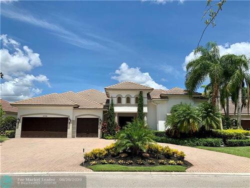 Foto de inmueble con direccion 12745 NW 69 Court Parkland FL 33076 con MLS F10211304