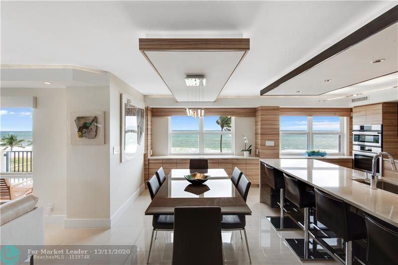 Photo of 5100 N Ocean Blvd #510, Lauderdale By The Sea, FL 33308 (MLS # F10257304)