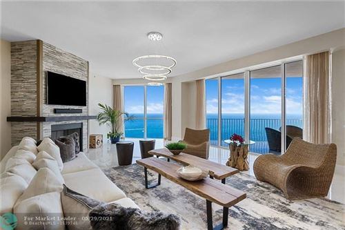 Photo of 1460 S Ocean #1601, Lauderdale By The Sea, FL 33062 (MLS # F10198305)