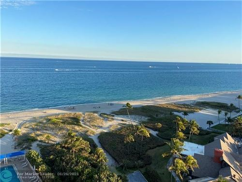 Photo of 2000 S Ocean Blvd #15J, Lauderdale By The Sea, FL 33062 (MLS # F10268305)