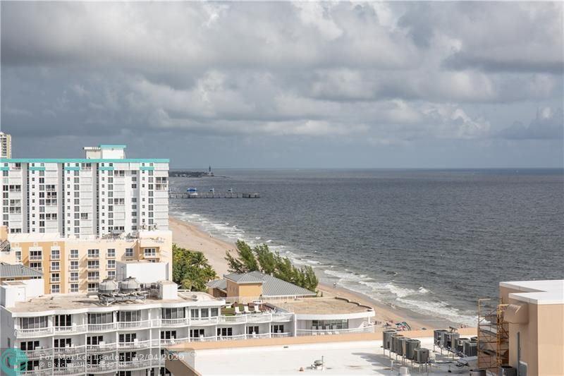 Photo of 1340 S Ocean Blvd #1807, Pompano Beach, FL 33062 (MLS # F10261305)