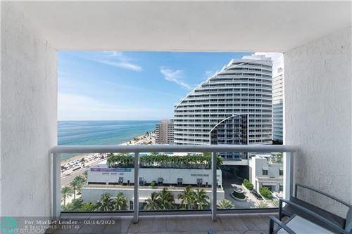 Foto de inmueble con direccion 505 N Fort Lauderdale Beach Blvd #1415 Fort Lauderdale FL 33304 con MLS F10218306