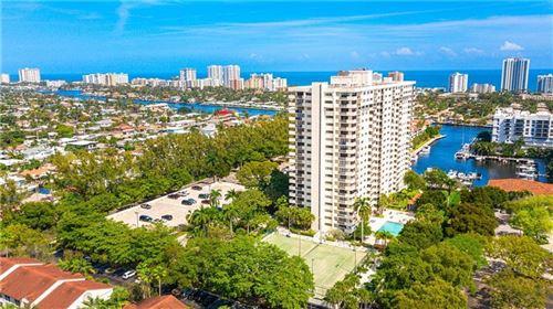 Photo of 3200 Port Royale Dr #1504, Fort Lauderdale, FL 33308 (MLS # F10274307)