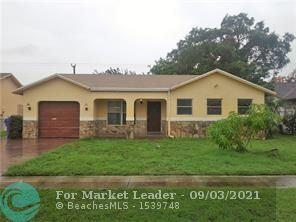 Photo of 8409 SW 19th St, North Lauderdale, FL 33068 (MLS # F10299307)