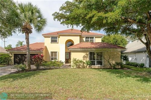 Photo of 7345 NW 68th Way, Parkland, FL 33067 (MLS # F10222308)