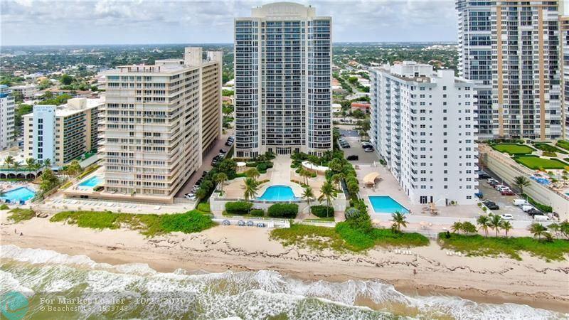 Photo of 4240 Galt Ocean Dr #2105, Fort Lauderdale, FL 33308 (MLS # F10255308)
