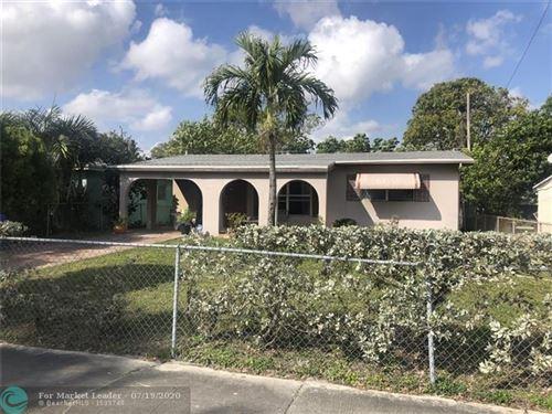 Foto de inmueble con direccion 1035 NW 11th Ct Fort Lauderdale FL 33311 con MLS F10218309