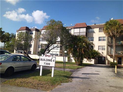 Photo of 7300 NW 17th St #202, Plantation, FL 33313 (MLS # F10271310)