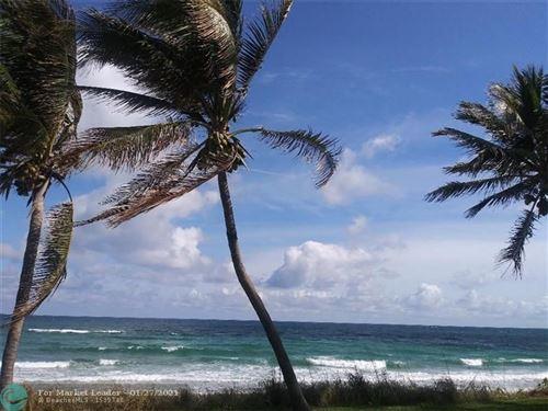 Photo of 1173 E Hillsboro Mile #3-1, Hillsboro Beach, FL 33062 (MLS # F10263311)